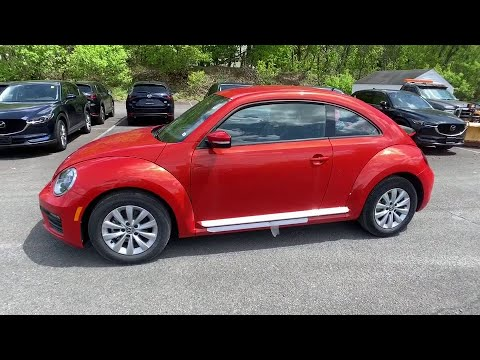 2019 Volkswagen Beetle Troy, Albany, Schenectady, Clifton Park, Latham, NY V23232