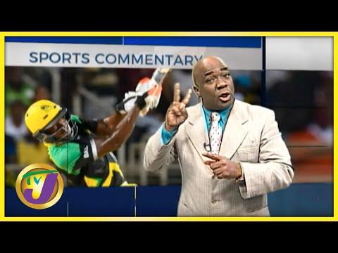 Jamaica Tallawahs   TVJ Sports Commentary - Sept 13 2021