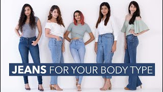The Right Jeans For Your Body Shape | How To Find The Right Jeans