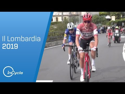 Il Lombardia 2019 | Full Race Highlights | inCycle