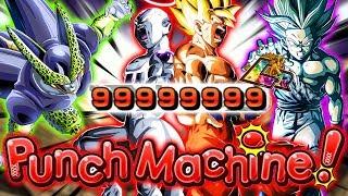 [ GUIDE ] 99 millions easy sur la Punch Machine 2.0 ! Des ds faciles ! Dragon Ball Z Dokkan Battle