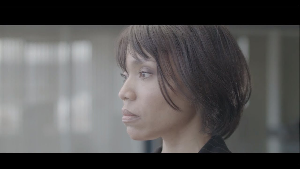 "Tia Dionne Hodge as Claire in ""The Deep State"""
