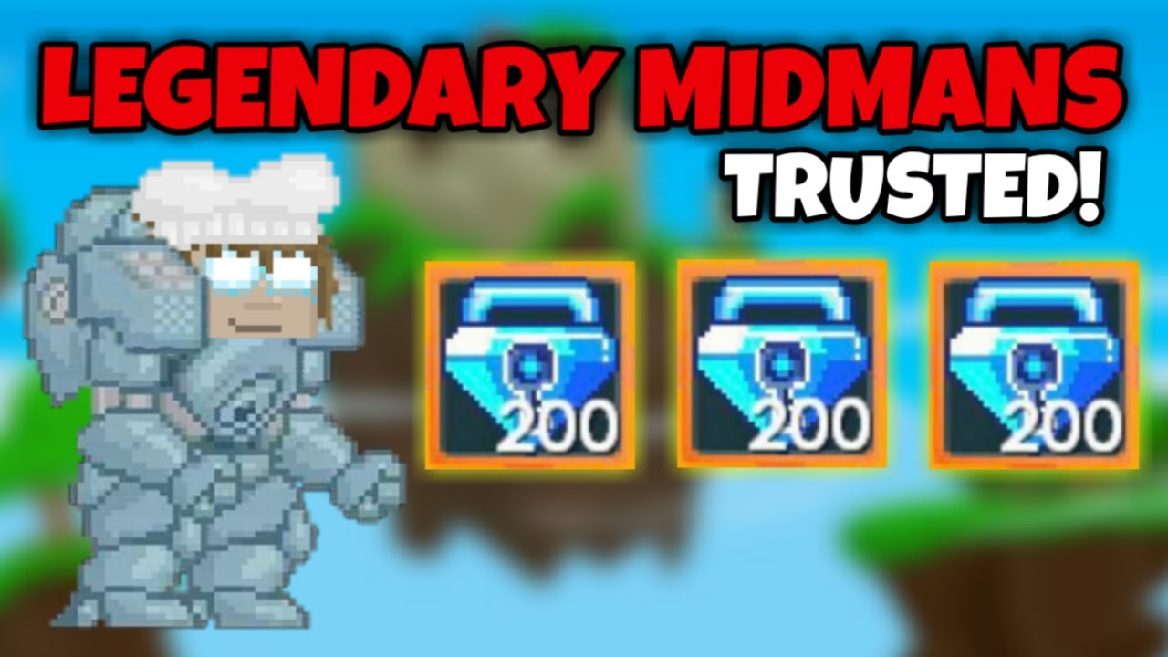 GROWTOPIA MIDMAN 200DLS (SCAM OR NO??)