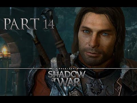 Middle Earth Shadow of War Gameplay Walkthrough Part 14 - THE WAGES OF WAR!!!