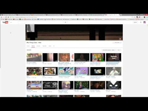 How to View All of a Channel's Uploads in a Playlist (Still Works 2018)