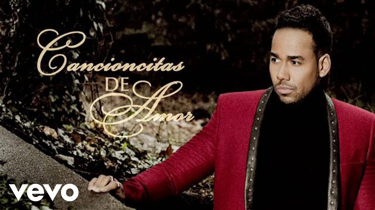 Romeo Santos Cancioncitas De Amor Audio Youtube