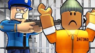 IMPOSSIBLE PRISON ESCAPE! | Roblox