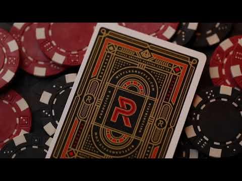 Sin City Playing Cards Las vegas video