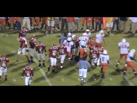 #35 Austin Crews Football Highlights 2008