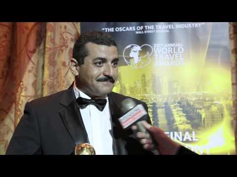 Yasser Mansour, resident manager, Jebel Ali Golf Resort, Dubai, United Arab Emirates