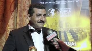 Yasser Mansour, resident manager, Jebel Ali Golf Resort, Dubai, United Arab Emirates