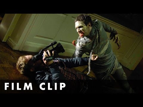 Diary Of The Dead - Zombie hospital Clip
