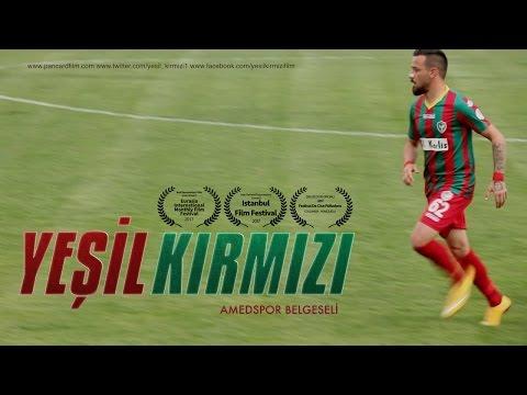 Yeşil Kırmızı - Reklam Spotu (Amedspor Documentary Advertisement Spot) [ © 2016 Pancard Film ]
