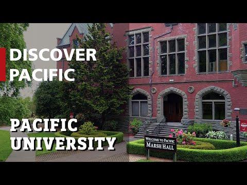 Pacific University Forest Grove Campus Tour