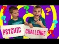 Identical Twins Psychic Challenge