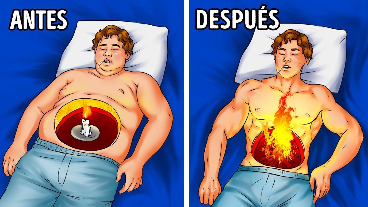 Download Formas de quemar más grasa mientras duermes
