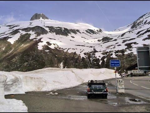 Alpes Suisse en Midget 31 05 2015