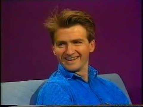 TVNZ Mid 80s Dave Dobbyn Neil Finn interview