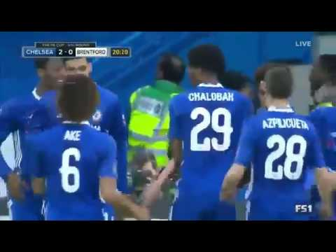 Download Chelsea Vs Brentford 4-0 All Goals Highlights (FA Cup 28 01 2017)