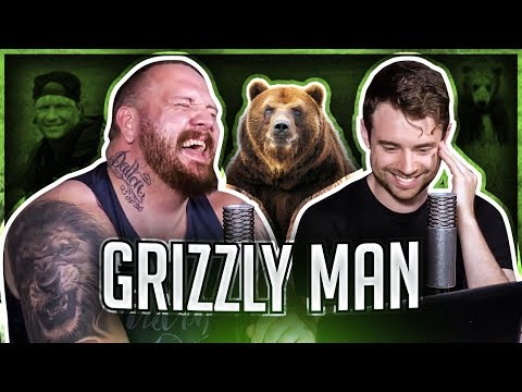 MAN EATEN ALIVE BY GRIZZLY BEAR