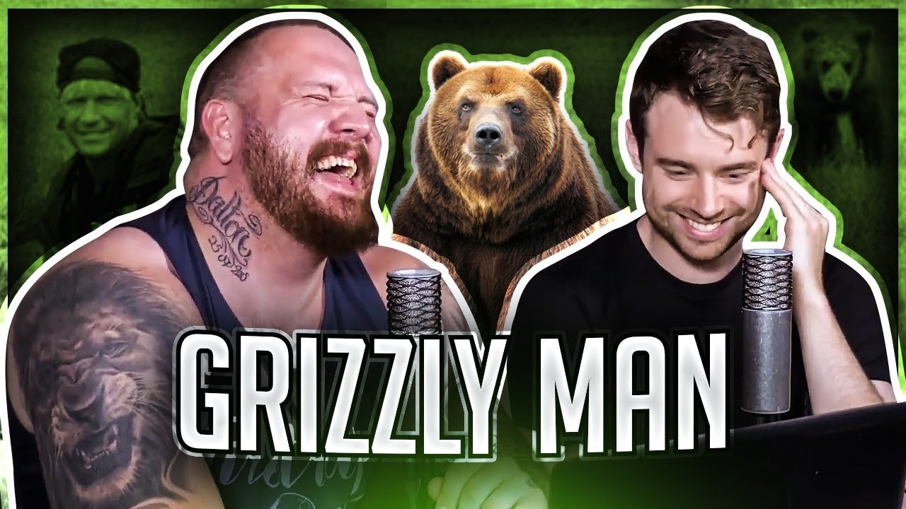 MAN EATEN ALIVE BY GRIZZLY BEAR - YouTube