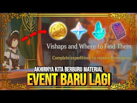 Minjem Character Temen di Event Baru Nanti! - Genshin Impact : Indonesia