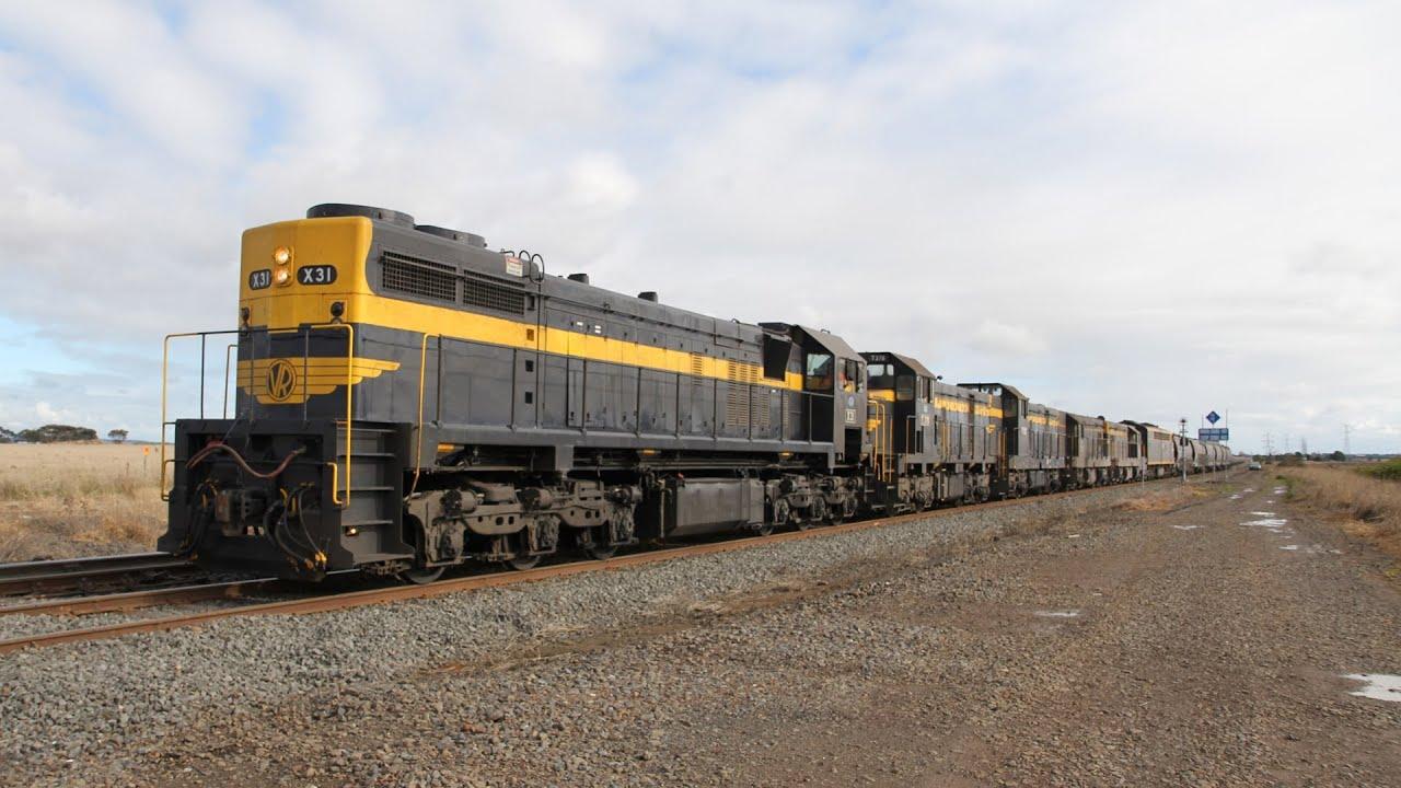 MickFix Rail - Australian Trains - Western/North Western Line Trains  (Friday 24th Jun, 2011) by MickFix Rail