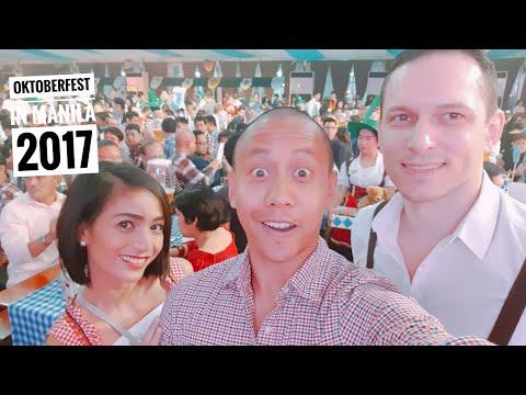Oktoberfest In Manila (German Club)