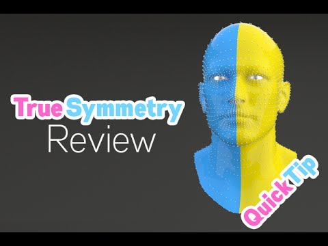 True symmetry Cinema4D - make your life easier in 1 easy