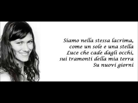 Elisa - LUCE + testo