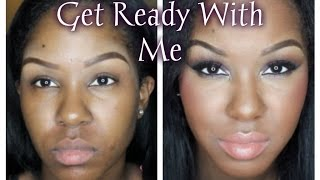 Get Ready With Me - Filming - Plum Glam Thumbnail