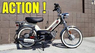 Tomos test run 100% dans l'action couz ! - (Shop Life)