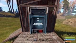 Devblog 147. Торговый автомат и шторка бронированной двери. Этого ждали все!(http://rustnews.ru/ Группа VK https://vk.com/rustnews., 2017-02-10T20:05:27.000Z)