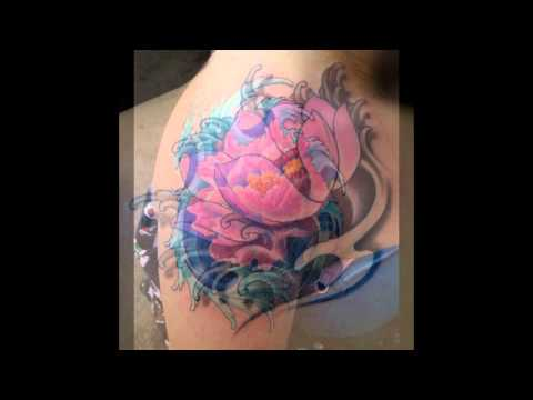 50 Beautiful Lotus Tattoos