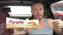 Honest Reviews: PureFit Nutrition Bar - Peanut Butter Crunch