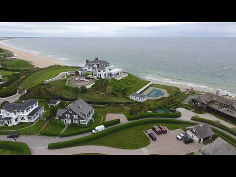 Westerly RI including Taylor Swift's house...Ocean House Watch Hill DJI Phantom 4 drone view.