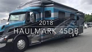2018 Haulmark 45DB Motorhome