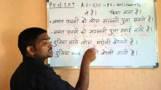English grammar lessons for beginners in HINDI. Learn  through . Videos. Course. compititive exams