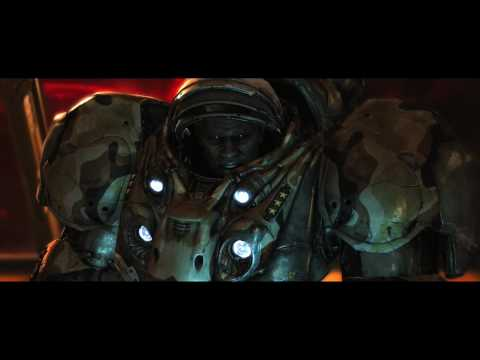 StarCraft 2 II - Ghosts of the Past HD Trailer subtitled (English - Español - Русские)