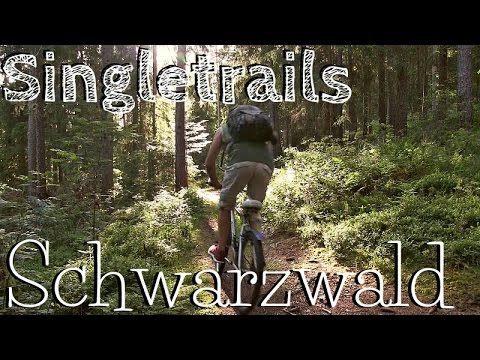 Singletrails bad wildbad