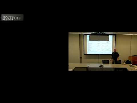 Applied Stats9/13/17 - Stephen Raudenbush on YouTube