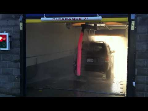 Belanger Kondor Touchless Automatic Car Wash Potosi Missouri