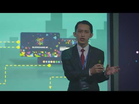 Arai Ezzra - BCMY - World Blockchain Forum