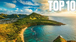 TOP 10 THINGS TO DO IN OAHU 🏝 SUBSCRIBERS PLAN OUR VACATION TO HAWAII