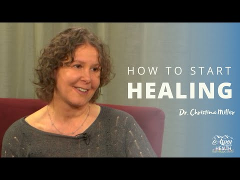 Our Bodies Can Heal! | Dr. Christina Miller