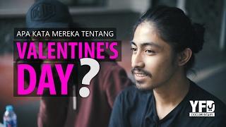 Yufid Documentary: Apa Kata Mereka Tentang Valentine's Day?