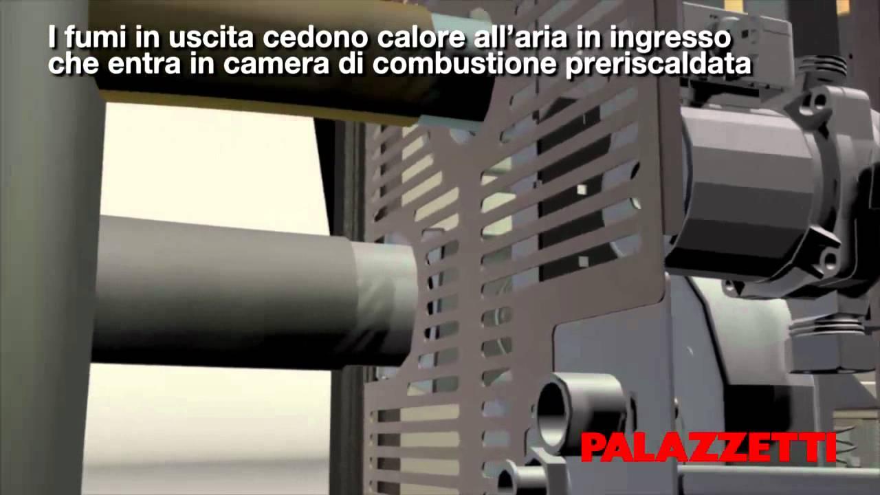 Nuove stufe a pellet idro ermetiche palazzetti acqua - Schema montaggio stufa a pellet idro ...