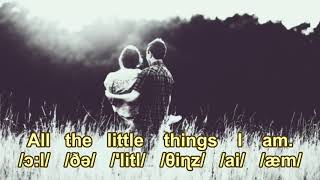 EVERYDAY I LOVE YOU (Boyzone) - English Subtitle - Phiên âm quốc tế