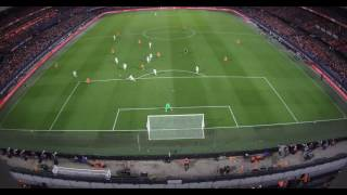 GoalCam - Automated camera solution for video analysis