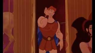 Hercules and Megara greek